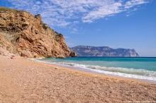 В Крыму появилась интерактивная карта пляжей